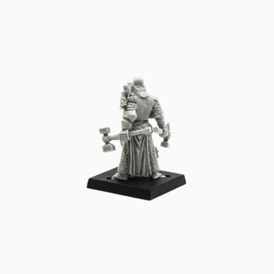 Warrior Priest of Sigmar (Two Hand Weapon)