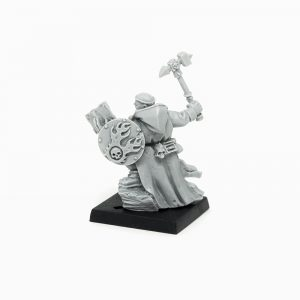 Warrior Priest of Sigmar with Hand Weapon and Shield