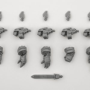 Cataphractii Power Fists Set