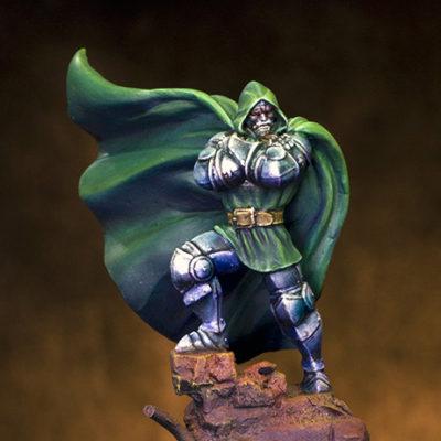 Knight Models Dr. Doom (Very Rare)