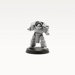 Cataphractii Terminator Armor Torsos