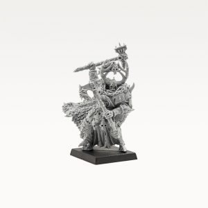 Lord of Chaos with Hammer and Axe