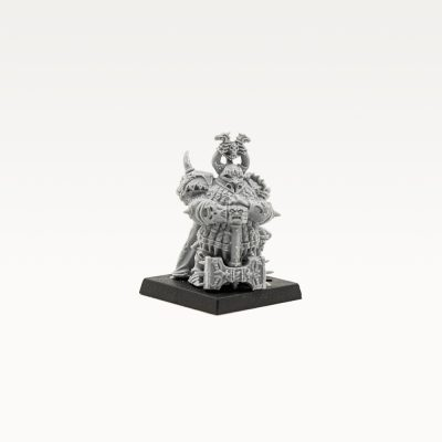 Dwarf Lord of Chaos