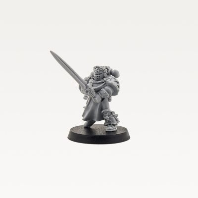 Black Templars  Emperor's Champion Alternative (Old and Very Rare)