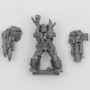 Chaos Space Marine Obliterator Rogue Trader 1(Old and Rare)