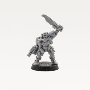 Space Marine Scout Sergeant (Old)