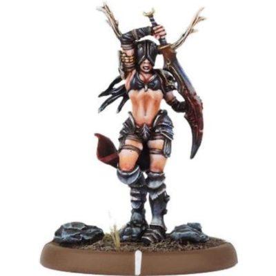 Annik of Carn Wrach, Battle-Drune on Foot
