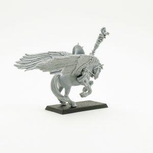 Baltasar Gelt on Pegasus