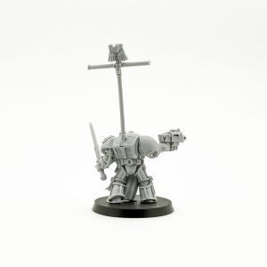 Space Marine Captain in Terminator Armour (Old and Rare)