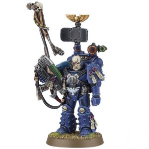 Space Marine Master of Relics
