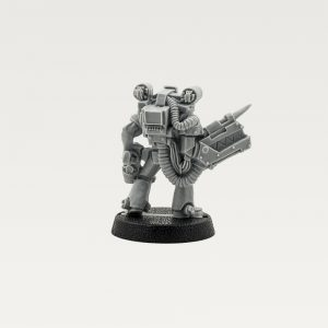 Adeptus Mechanicus Servitor 2 (Skulz Limited Edition)