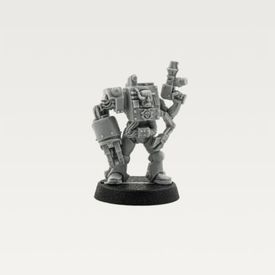 Adeptus Mechanicus Servitor 1 (Skulz Limited Edition)