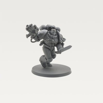 Deathwatch brother Artemis