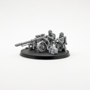 Death Korps of Krieg Lascannon Team 3