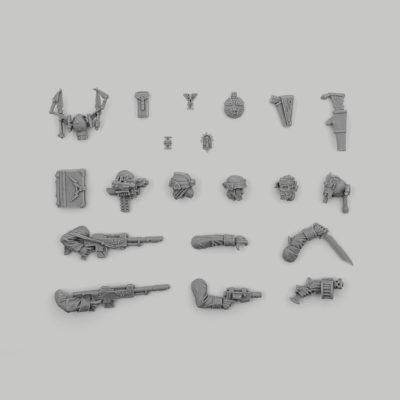 Inquisitor RPG Upgrade Set #1