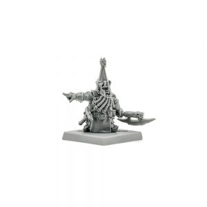 Chaos Dwarf Hellsmith (Games Day 2011 Limited Edition)