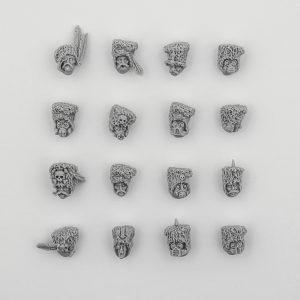 Vostroyan Heads