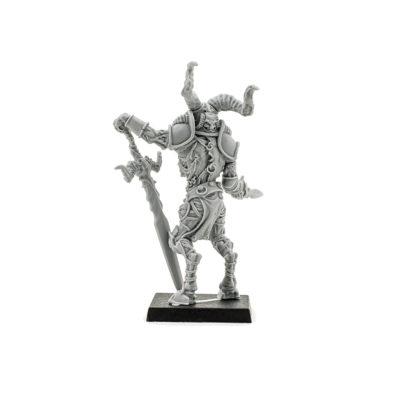 Alderan, Crane Warrior