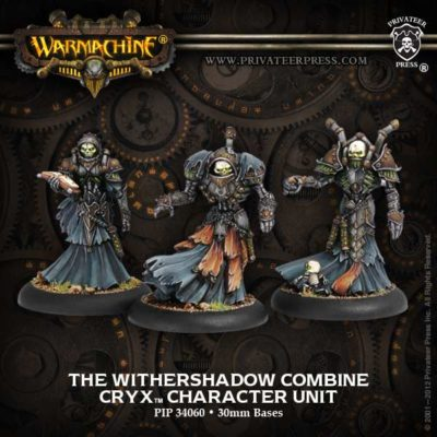 Cryx Withershadow Combine