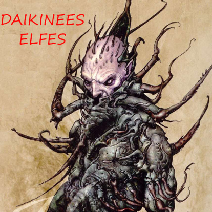 Daikinees Elfes