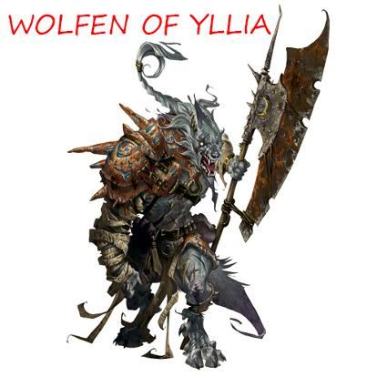 Wolfen of Yllia