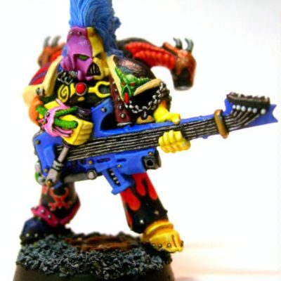 Chaos Noise Marine of Slaanesh 1994