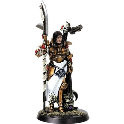 Daemon Huntress