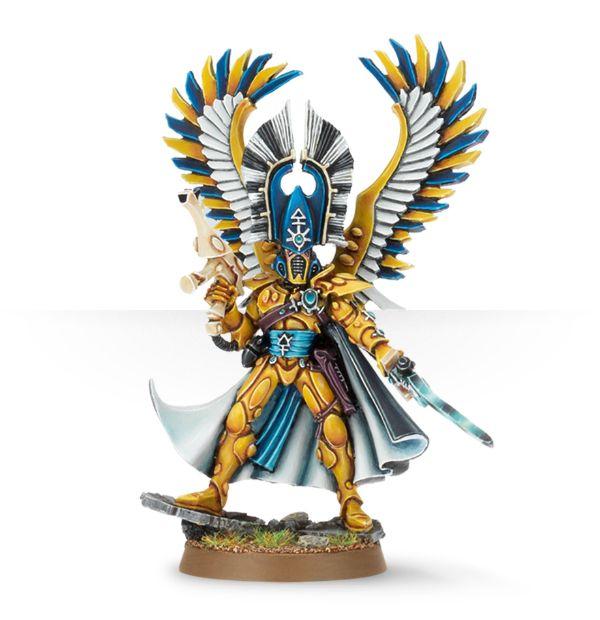 Eldar Autarch With Power Weapon