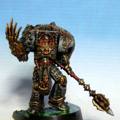 Horus the Warmaster 30K (very rare)