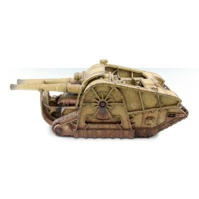 Minotaur Artillery Tank