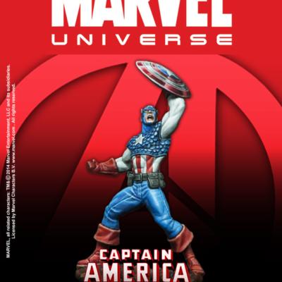 Captain America 35mm(OOP)