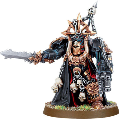 Chaos Terminator Lord 2006 with additional weapon