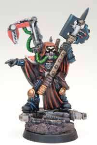 Adeptus Mechanicus Tech Priest 4-Skulz Limited Edition