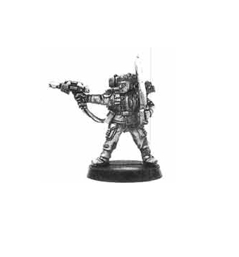 Beret Stormtrooper Sergeant 1 1997