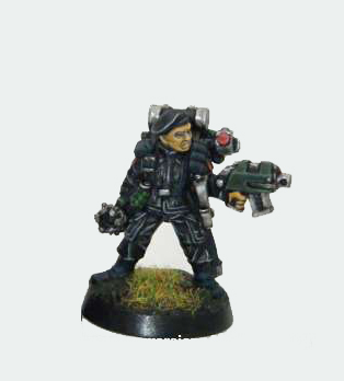 Beret Stormtrooper Sergeant 2 1997