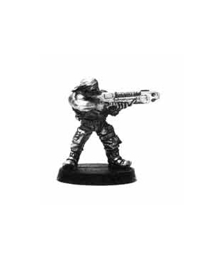 Catachan with Plasma Gun