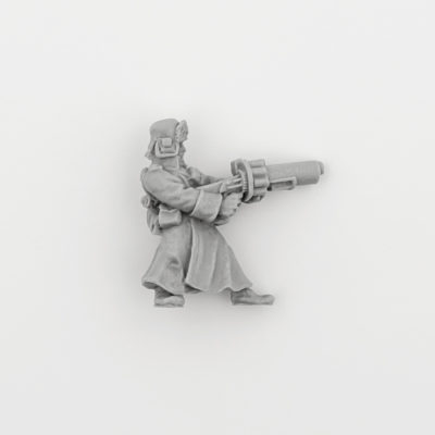 Classic Valhallan with Grenade Launcher