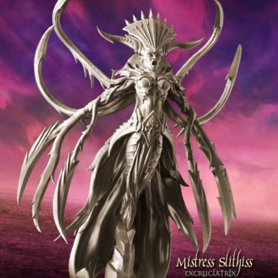 Mistress Slithis, Excruciatrix (LE – F)