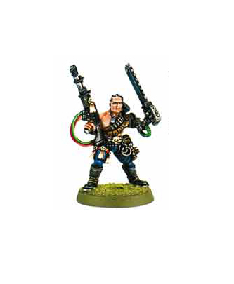 Necromunda House Goliath Bounty Hunter 2 1996