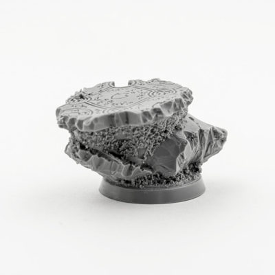 Spartan Ruins 1×25 mm Round Base