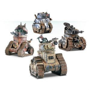 Grot Tanks