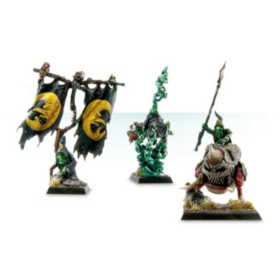 Night Goblin Command Set