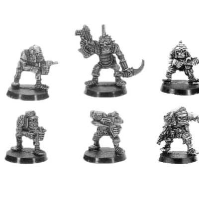 Ork Raiders 1991 Alternative