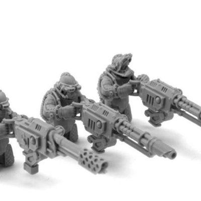 Solar Auxilla Tank Crew