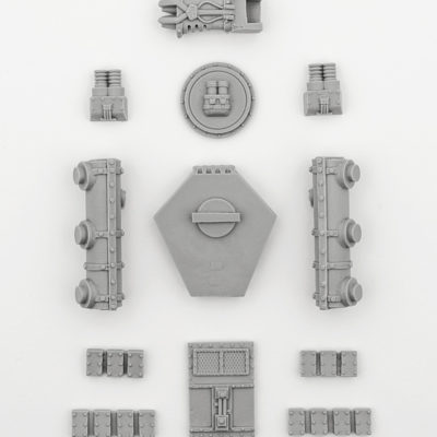 Imperial Guard Hellhound 1998 Upgrade Kit