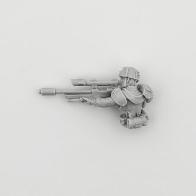 Armored Fist Sniper (Very rare)