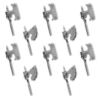 Chain Axes