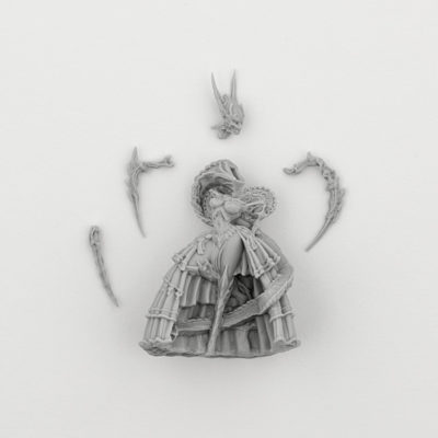 Lady Melith, Lust Elves Courtesan (LE – F/SF)
