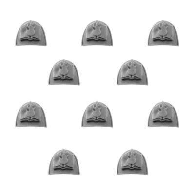 Word Bearers Legion MKIV Shoulder Pads