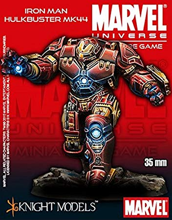 Avengers Iron Man Hulkbuster Version